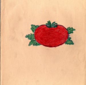 1915 girls club, tomato club booklet by Baggett, Eva