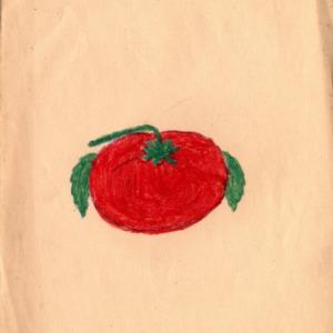 1915 girl's club, tomato club report by McBaggett, Anna