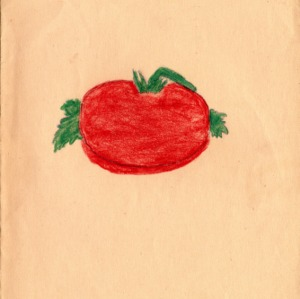 1915 girls club, tomato club booklet by Baggett, Aldon