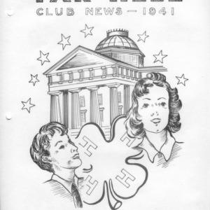 Tar Heel Club news, Vol. 10, No. 4. August 1, 1941