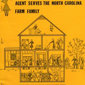 How the home demonstration agent serves the North Carolina farm family
