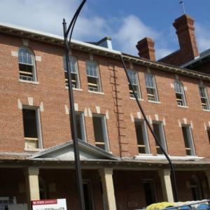 1911 Building renovations