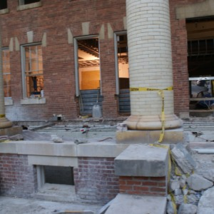 1911 Building renovations