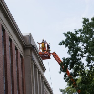 Withers Hall renovations