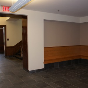 Withers Hall, lobby