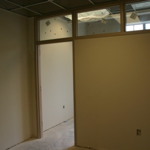 Withers Hall interior renovations
