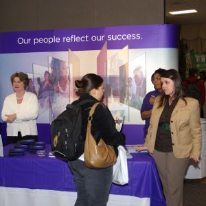 CHASS Management Career Fair