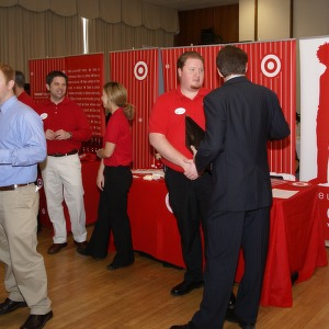 CHASS Management Career Fair - Target table