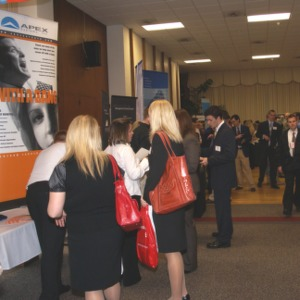 CHASS Management Career Fair - Apex Systems, Inc. table