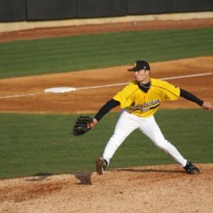North Carolina State University  versus Appalachian State University baseball game