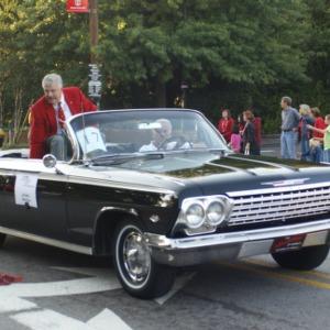 2008 Homecoming Parade, Lee Fowler