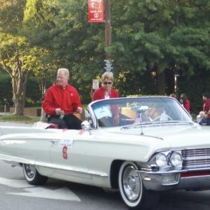 2008 Homecoming Parade,  Tom O'Brien