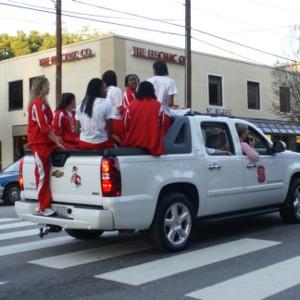 2008 Homecoming Parade