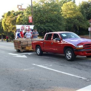 2008 Homecoming Parade