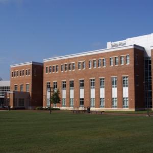 Clark Labs Across Lawn