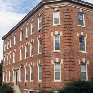 Syme Residential Hall - September 2008