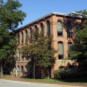 Tompkins Hall 2008