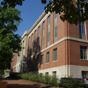 Withers Hall View Across Front