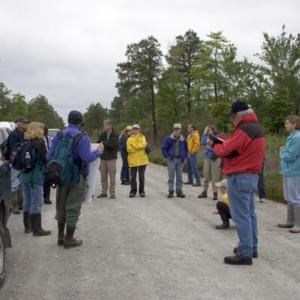 First official Wells Savannah hike