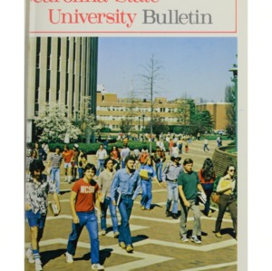 North Carolina State University Summer Session, 1978