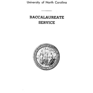 North Carolina State College of Agriculture and Engineering, Fifty-Eighth Annual Commencement, June 9, 1947