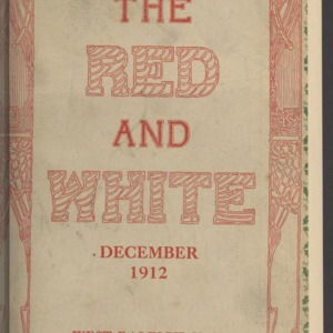 Red and White, Vol. 14 No. 3, December 1912