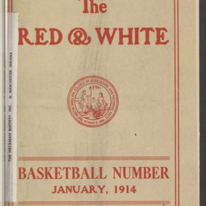 Red and White, Vol. 15 No. 4, January 1914