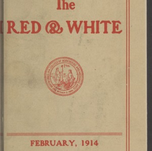 Red and White, Vol. 15 No. 5, February 1914