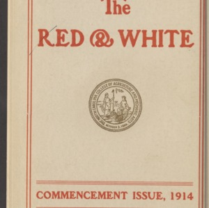 Red and White, Vol. 15 No. 6, March 1914
