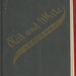 Red and White, Vol. 4 No. 10, April 25, 1903