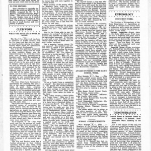 Extension Farm-News Vol. 1 No. 14, May 15, 1915