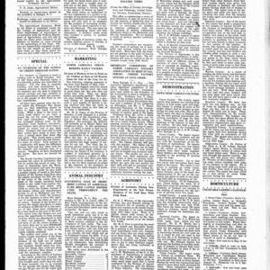Extension Farm-News Vol. 1 No. 16, May 29, 1915