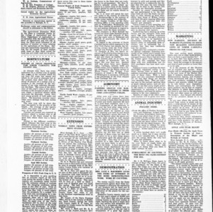 Extension Farm-News Vol. 1 No. 17, June 5, 1915
