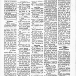 Extension Farm-News Vol. 1 No. 20, June 26, 1915