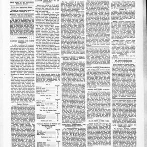 Extension Farm-News Vol. 1 No. 34, October 2, 1915