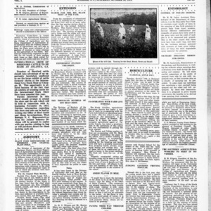 Extension Farm-News Vol. 1 No. 36, October 16, 1915