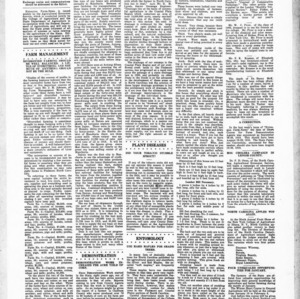 Extension Farm-News Vol. 1 No. 43, December 4, 1915