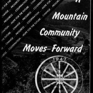 A Mountain Community Moves Forward (Extension Circular No. 300)