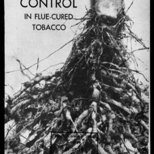Nematode Control in Flue-Cured Tobacco (Extension Circular No. 374)