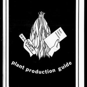 Burley Tobacco Plant Production Guide (Circular No. 499, Revised)