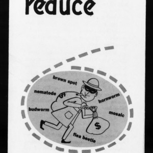 Extension Miscellaneous Publication No. 10A: Tobacco Farmer: Reduce Pests of Tobacco - Operation Reduce Six Pests