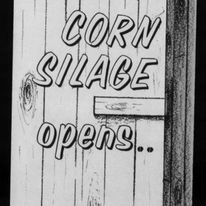 Extension Miscellaneous Publication No. 17: Corn Silage Opens New Doors in Avery County