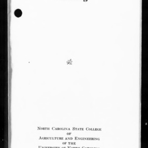 Extension Miscellaneous Pamphlet No. 39: Simplified Methods for Home and Community Canning