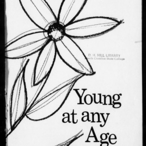 Extension Miscellaneous Pamphlet No. 117, Revised: Young at Any Age, 1960