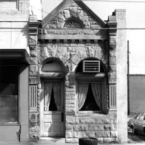 View, Bank of Weldon, Weldon, Halifax County, North Carolina