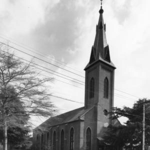 View, Christ Church, New Bern, Craven County, North Carolina