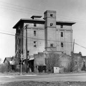 View, Edenton Peanut Factory, Edenton, Chowan County, North Carolina