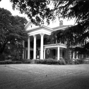 View, Bridgers-Emerson-Kenan House, Wilmington, New Hanover County, North Carolina