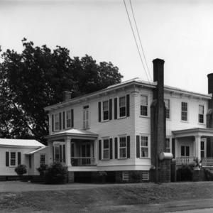 View, Buckner Hill House, Duplin County, North Carolina
