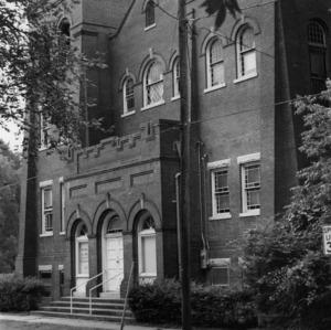 View, Metropolitan A. M. E. Zion Church, Washington, Beaufort County, North Carolina